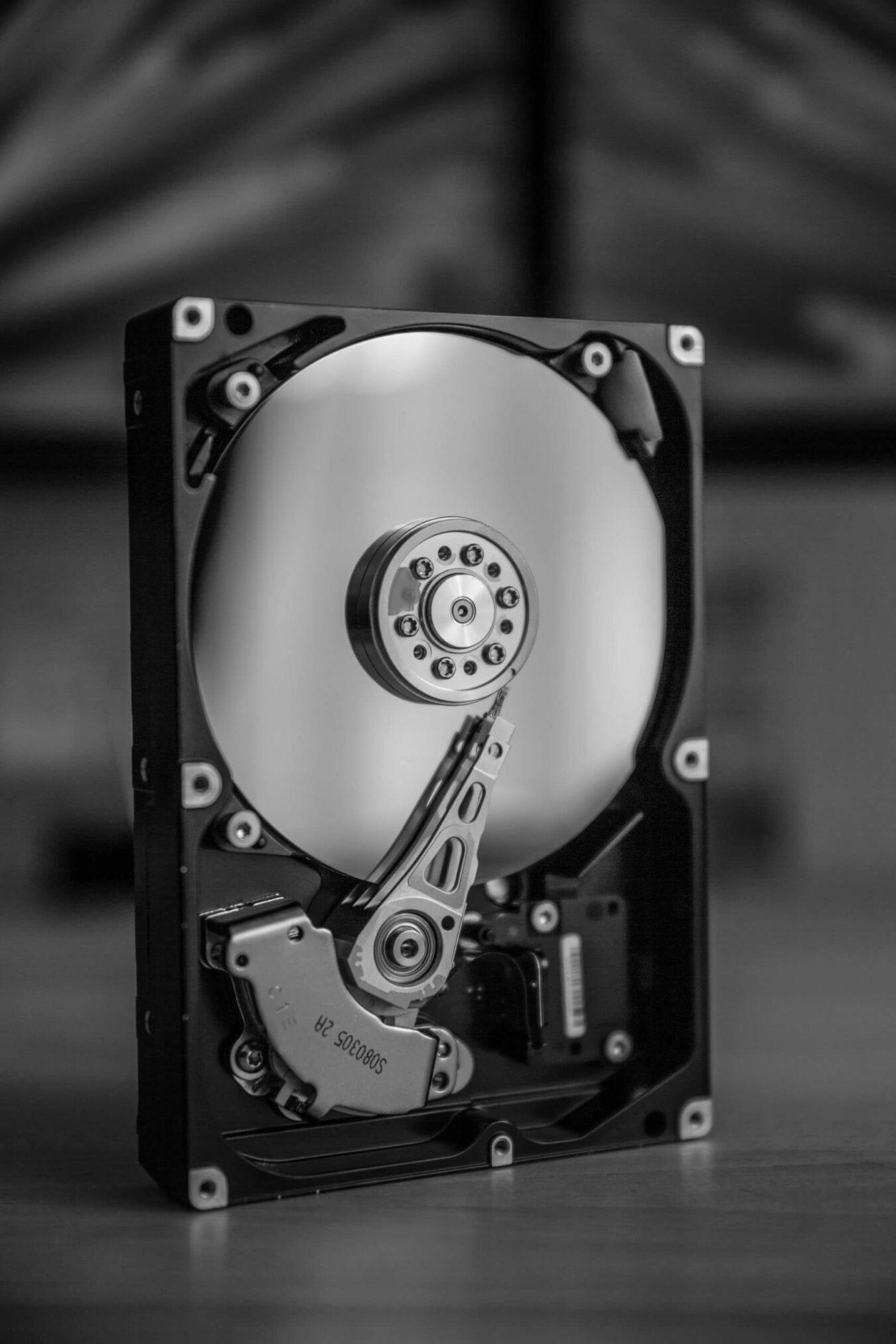 Hard Disk scaled