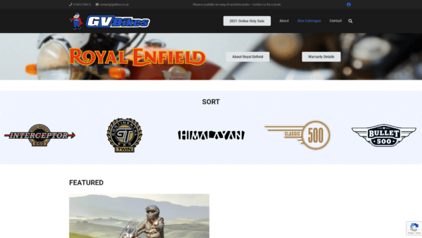 Royal Enfield Category