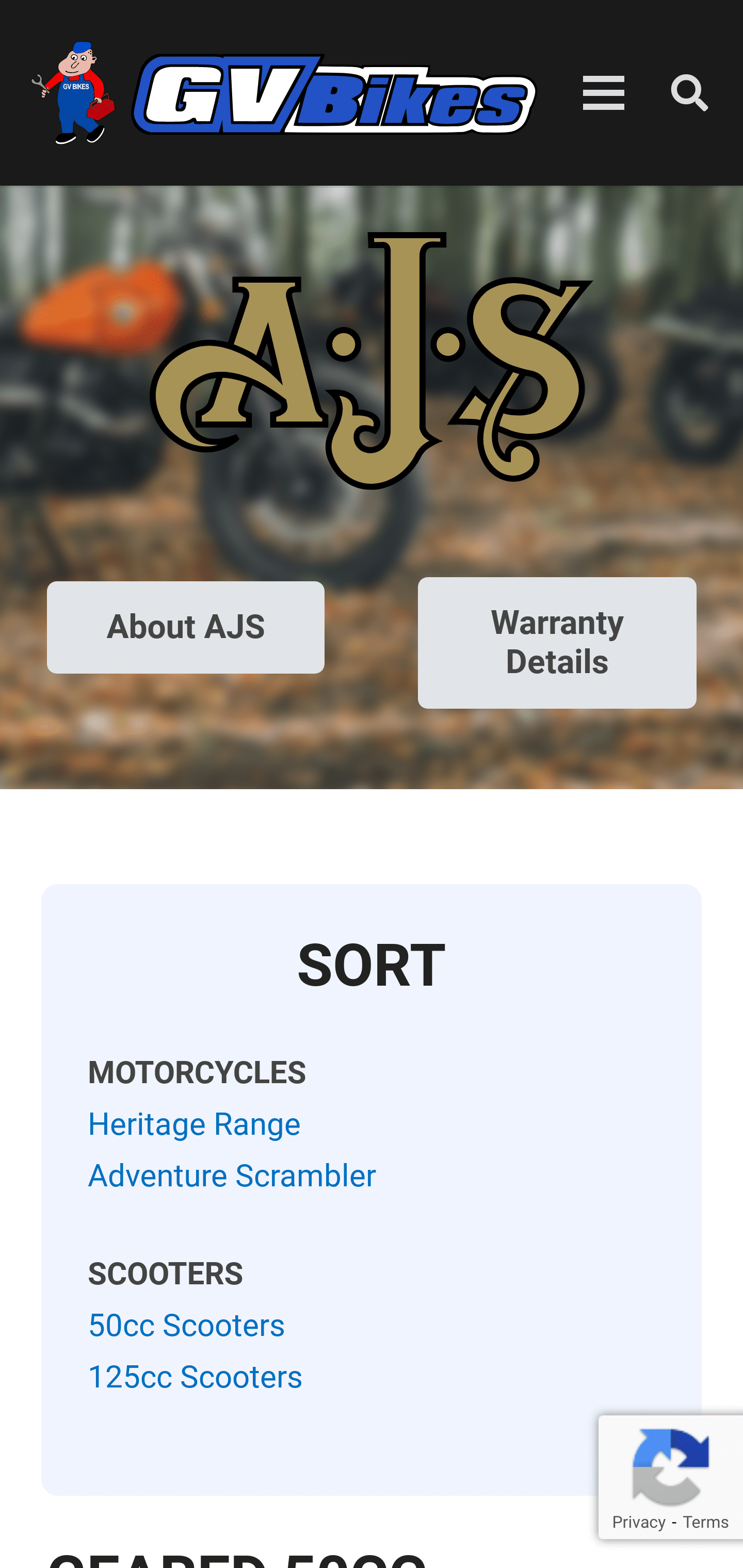 AJS Category
