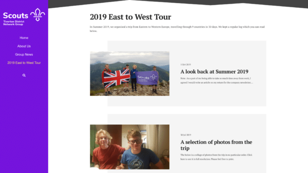 2019 East To West Tour Blog Category