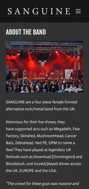 About the Band